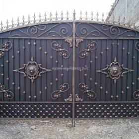 Ворота кованые ВГК-3