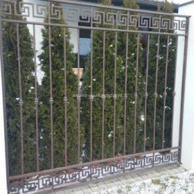 Забор кованый ЗГК-11
