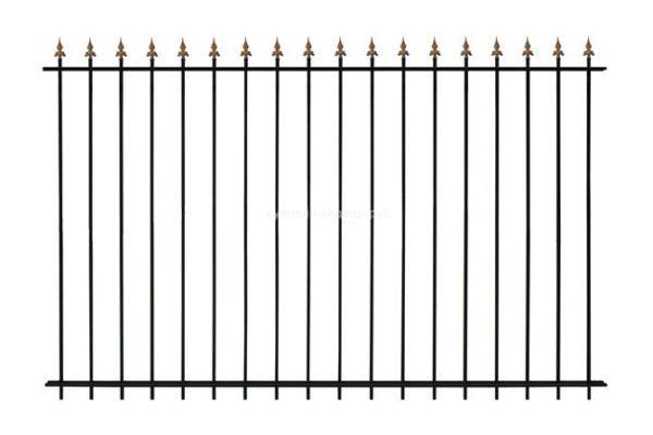Забор кованый ЗХК-3