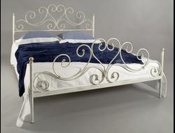 Кровать кованая КГК-4