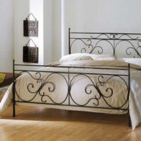 Кровать кованая КГК-5