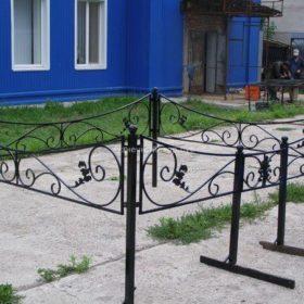 Оградка кованая ОГК-3