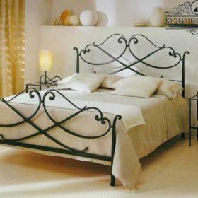 Кровать кованая КГК-9