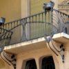 Балконы кованые БГК-1
