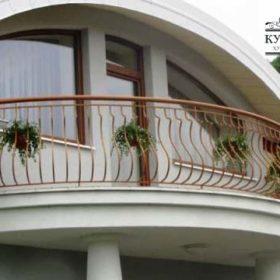 Балконы кованые БГК-13