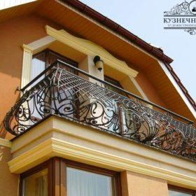 Балконы кованые БГК-15