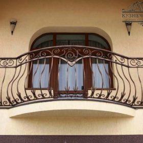 Балконы кованые БГК-2