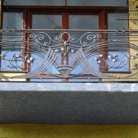 Балконы кованые БГК-5