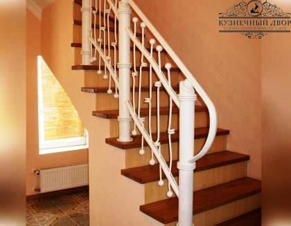 Кованые перила, лестницы и ограждения в Горячем ключе