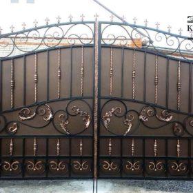 Ворота кованые ВГК-10