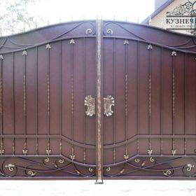 Ворота кованые ВГК-15