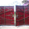 Ворота кованые ВГК-19