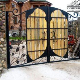 Ворота кованые ВГК-22