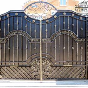 Ворота кованые ВГК-24