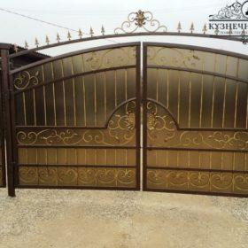 Ворота кованые ВГК-25