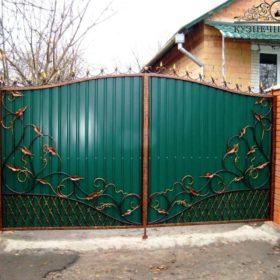 Ворота кованые ВГК-26