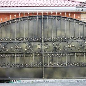 Ворота кованые ВГК-4