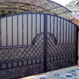 Ворота кованые ВГК-5