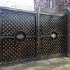 Ворота кованые ВГК-9