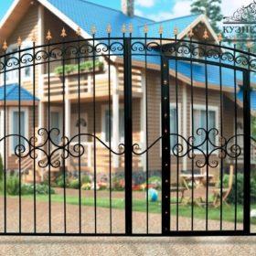 Ворота кованые ВХК-1