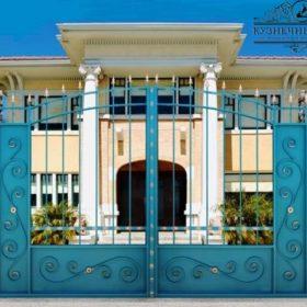 Ворота кованые ВХК-7