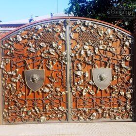 Ворота кованые ВГК-32