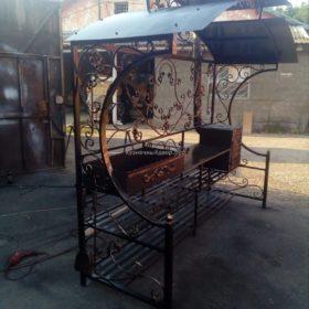 Мангал Кованый МГК-17
