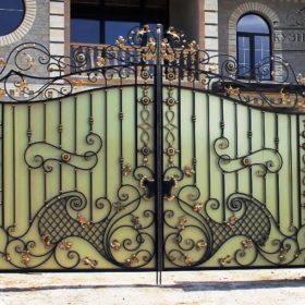 Ворота кованые ВГК-42