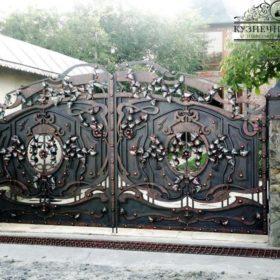 Ворота кованые ВГК-52