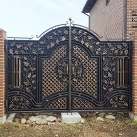 Ворота кованые ВГК-56