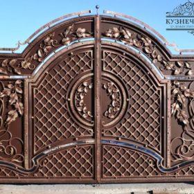 Ворота кованые ВГК-57