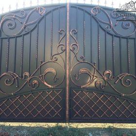 Ворота кованые ВГК-59