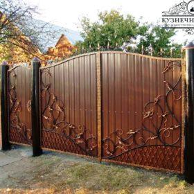 Ворота кованые ВГК-60