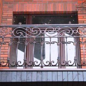 Балкон кованый БГК-25