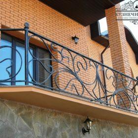 Балкон кованый БГК-26