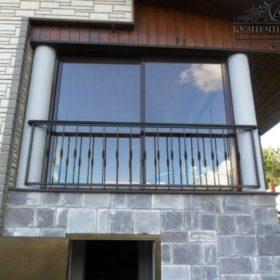 Балкон кованый БГК-29