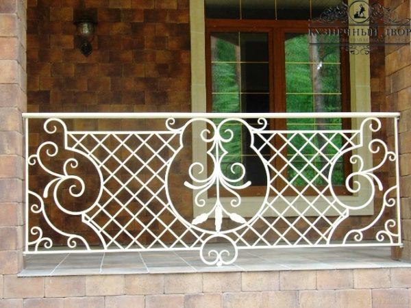 Балкон кованый БГК-30