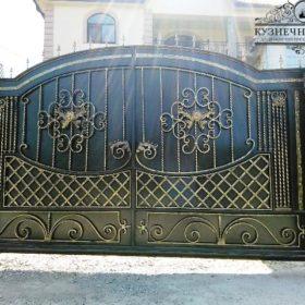Ворота кованые ВГК-65