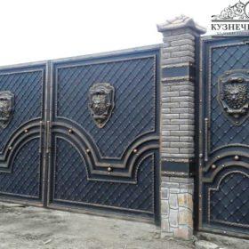 Ворота кованые ВГК-66