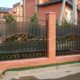 Забор кованый ЗГК-32