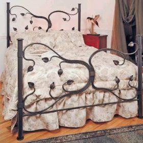 Кровать кованая КРГК-23