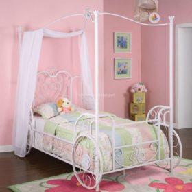 Кровать кованая КРГК-24