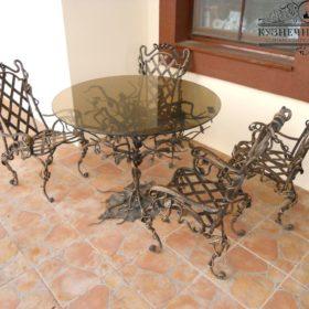 Кованая мебель СГК-6