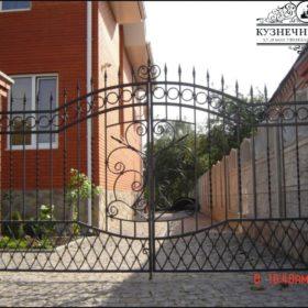 Ворота кованые ВГК-86