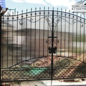 Ворота Кованые Распашные ВГК-88
