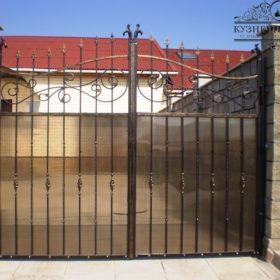 Ворота Кованые Распашные ВГК-92