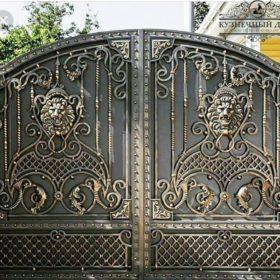 Ворота кованые ВГК-93