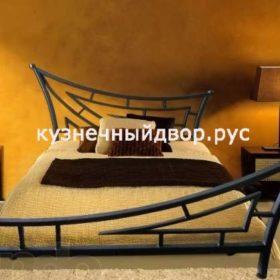Кровать кованая КРГК-26