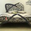 Кровать кованая КРГК-29