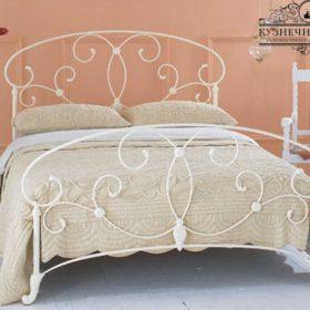 Кровать кованая КРГК-32